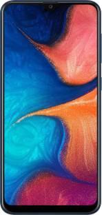 SAMSUNG Galaxy A20 (Deep Blue, 32 GB)