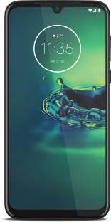 Moto G8 Plus (Cosmic Blue, 64 GB)