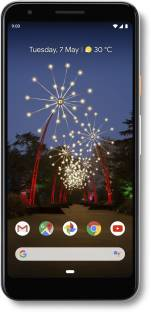 Google Pixel 3a (Clearly White, 64 GB)