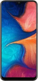 SAMSUNG Galaxy A20 (Gold, 32 GB)