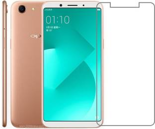 Piggycomz Tempered Glass Guard for Oppo A83