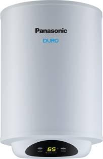 Panasonic 25 L Storage Water Geyser (DURO DIGI, White)