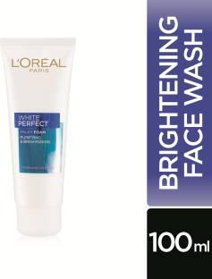 L'Oréal Paris White Perfect Milky Foam Facewash Face Wash