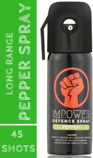 IMPOWER Self Defence Pepper Stream Spray