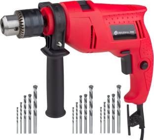 BUILDSKILL Professional High Quality DIY Reversible BGSB13RE Hammer Drill Machine with 15 High Quality...