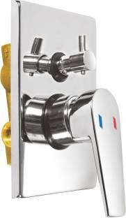 Prestige Aris-Diverter-4Way(2 inlet) 4 Way 2 inlet Complete Divertor Set And Addons Body Of Single Lev...