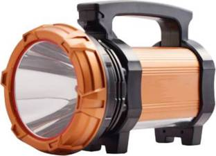 IDOLESHOP Laser Blinker with Side 2 COB Bright Led Torch Light Torch