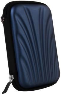 Flipkart SmartBuy Blue External Hard Disk Case 2.5 inch Hard Disk Cover