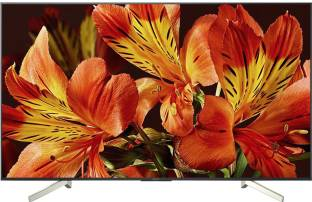 SONY Bravia X8500F 138.8 cm (55 inch) Ultra HD (4K) LED Smart Android TV