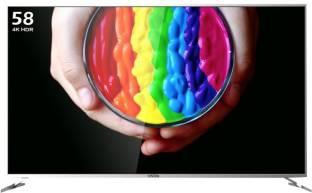 ONIDA Google Certified 147.32 cm (58 inch) Ultra HD (4K) LED Smart Android TV