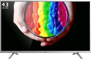 ONIDA Google Certified 107.97 cm (43 inch) Ultra HD (4K) LED Smart Android TV