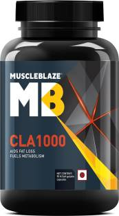 MuscleBlaze CLA 1000 Fat Burner 90 No