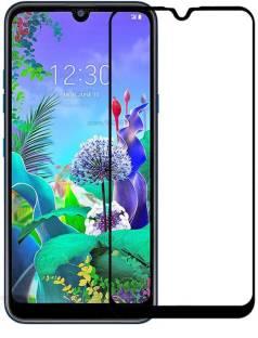 GLOBALCASE Edge To Edge Tempered Glass for LG Q60