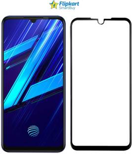 Flipkart SmartBuy Edge To Edge Tempered Glass for Vivo S1 pro, Vivo Z1X