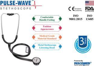 Pulse Wave Cardiac-I SS Acoustic Stethoscope