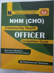 NHM (CHO) Community Health Officer Competition Guide-(English)