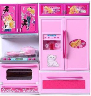 Kitchen Set With Doll Cheap Online