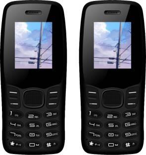 I Kall K43 Combo of 2 Mobiles