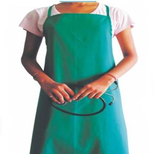 Agarwals Surgical Apron Tie Type Green(Pack Of 1) Gown Hospital Scrub