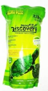 Taiyo Pluss Discovery 100 Gm Premium Turtle Food Vegetable 0.1 kg Dry Young Turtle Food