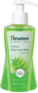 HIMALAYA PURIFYING NEEM FACE WASH 200 ML Face Wash