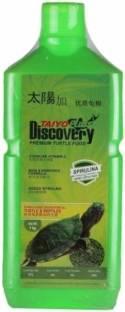 Taiyo Pluss Discovery Turtle Food, 1kg_01 Vegetable 1 kg Dry Adult Turtle Food