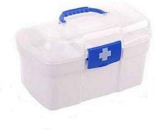 Nightstar   3685.5 ml Plastic Utility Container Blue