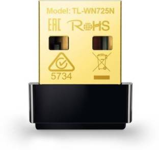 TP-Link TL-WN725N Wi-Fi Receiver 150 Mbps Wireless Nano USB Adapter