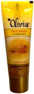 Olivia Golden Glow Face Wash