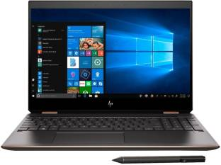 HP Spectre x360 Core i7 10th Gen - (16 GB + 32 GB Optane/1 TB SSD/Windows 10 Home/2 GB Graphics) 15-DF...