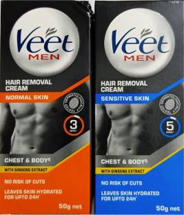 Veet Men Hair Removal Cream For Sensitive Skin Cream Price In