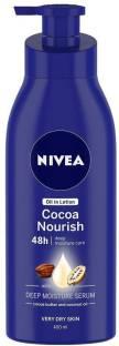 NIVEA Cocoa Nourish Body Lotion (400 ml)