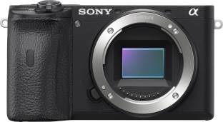SONY ILCE-6600/B IN5 Mirrorless Camera Body Only