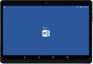 DOMO Slate SL31 OS9 Tab 10.1-Inch 3G Calling Tablet PC with Dual SIM Slots, QuadCore CPU, GPS, Bluetoo...
