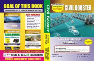 Civil Booster- Civil Engineering Hand Book By S.Sorout Sir