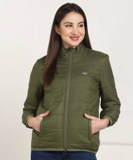 WildcraftFull Sleeve Solid Women Jacket