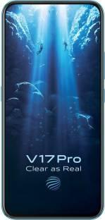 ViVO V17Pro (Glacier Ice White, 128 GB)