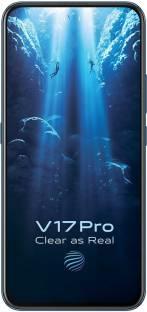 ViVO V17Pro (Midnight Ocean Black, 128 GB)