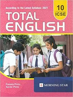ICSE Class 10 Total English For 2021 (Latest Syllabus)