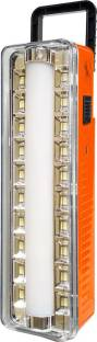 24 ENERGY 20 Bright LED +1 Tube With Solar Rechargeable Emergency Light Torch