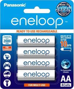 Panasonic Eneloop AA 2000 mAH  Battery