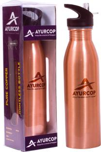 AYURCOP SIPPER COPPER BOTTLE 700ml 700 ml Bottle