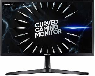 SAMSUNG 24 inch Curved Full HD LED Backlit VA Panel Gaming Monitor (LC24RG50FQWXXL)