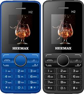 Heemax H2 Combo of Two mobiles