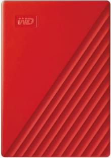 WD My Passport 2 TB External Hard Disk Drive
