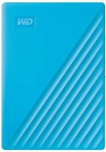 WD My Passport 4 TB External Hard Disk Drive