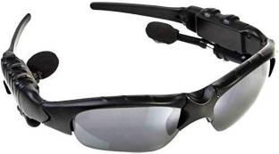 BLUE INDIA 6T Bluetooth Sunglasses Headphones Stereo Wireless Bluetooth Headphone