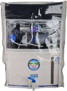KRPLUS Ro Body Cover For Kent Type RO Purifier (Blue) Solid Filter Cartridge