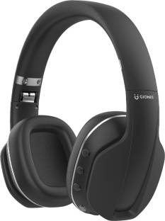 GIONEE EBTHP1 Wireless extra BASS Stereo Foldable Premium Splash Proof & Voice Assistant Bluetooth Headset