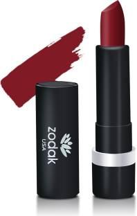ZODAK Retro Matte Lipstick - Wine Red
